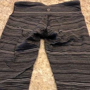 Lululemon Space Dye Twist long legging